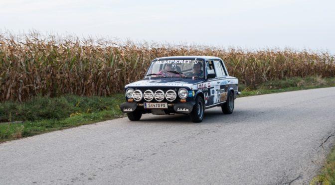 "Mulitmedia-Abend ""Rallye History"""